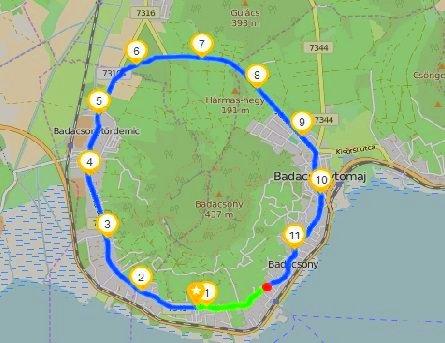 térképdűlőre