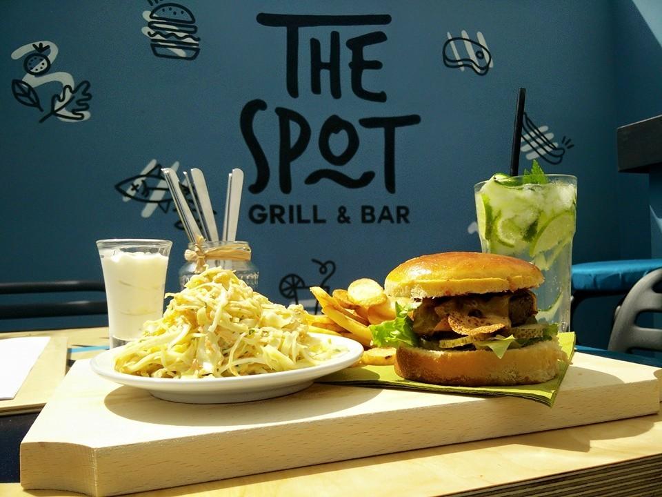 the spot burgere