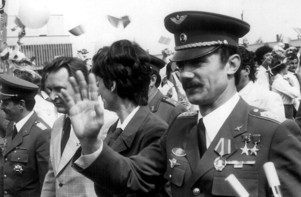 21-Farkas Bertalan-űrhajós Zánkán-1980